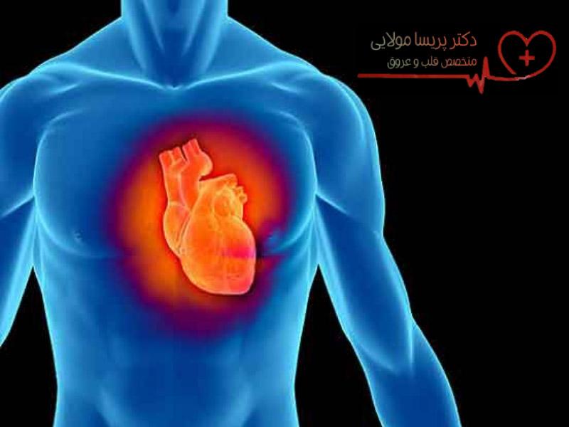 تاثیر نمک برروی بیماران قلبی
