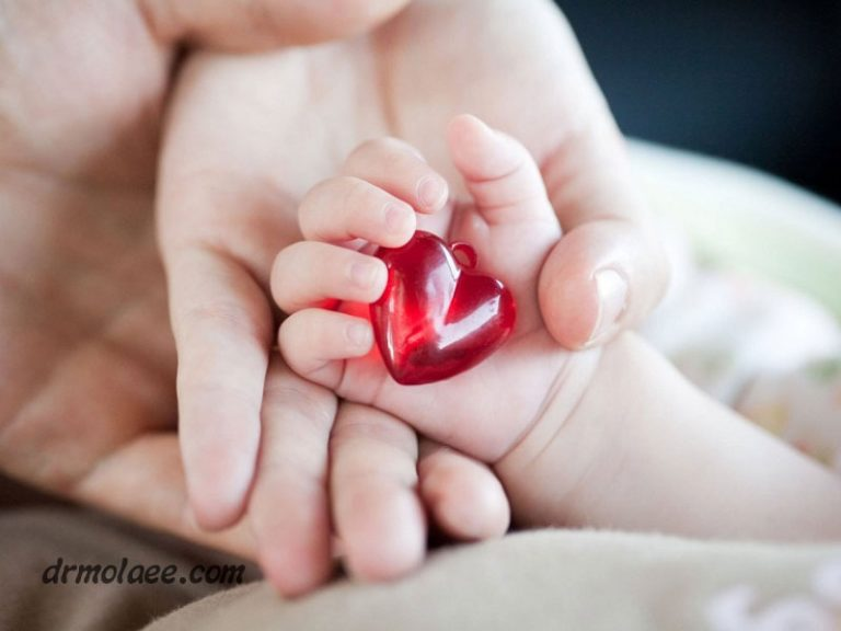 نقص مادر زادی قلب